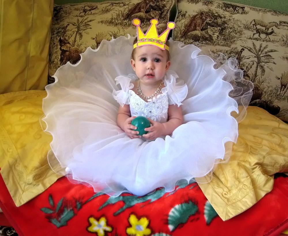 Принцесса на горошине!. Закрытое голосование фотоконкурса 'Мамина радость: лучший мой подарочек - это...'