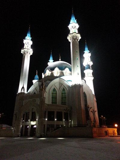 Мечеть в Кремле