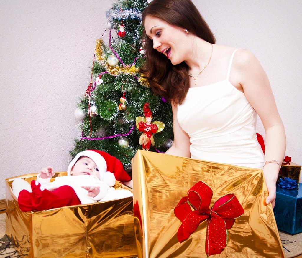 Настоящее чудо!. Закрытое голосование фотоконкурса 'Мамина радость: лучший мой подарочек - это...'