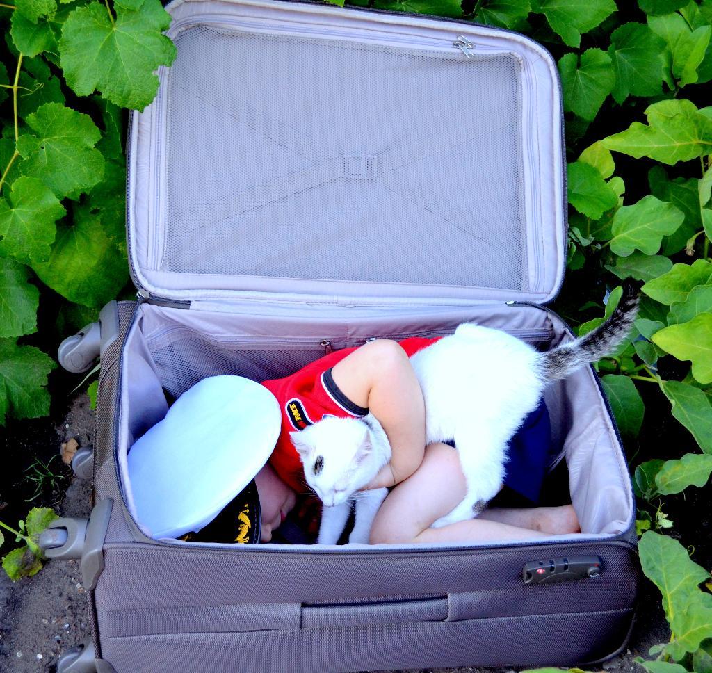 Мы с Мишкой готовы в морское плавание!!!!. Юный путешественник