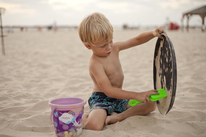 Чего только не найдешь на пляже!. Ценная находка