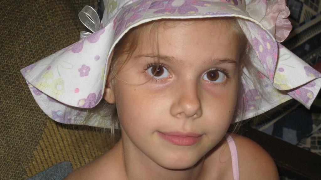 Дашенька Швед, 8лет. Детские портреты