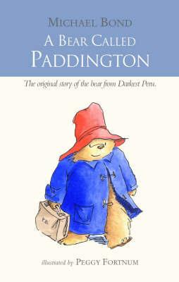 A Bear Called Paddington. Книги на английском языке для детей и взрослых