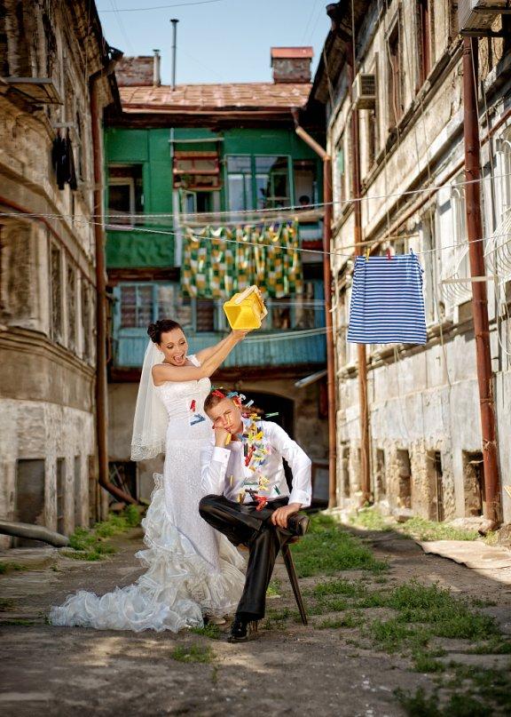 Чисто одесская свадьба!!. Свадебные колокола