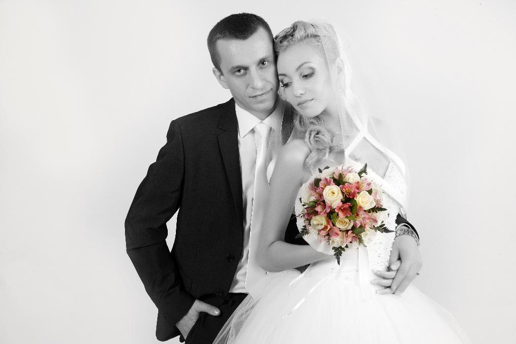 our wedding. Свадебные колокола