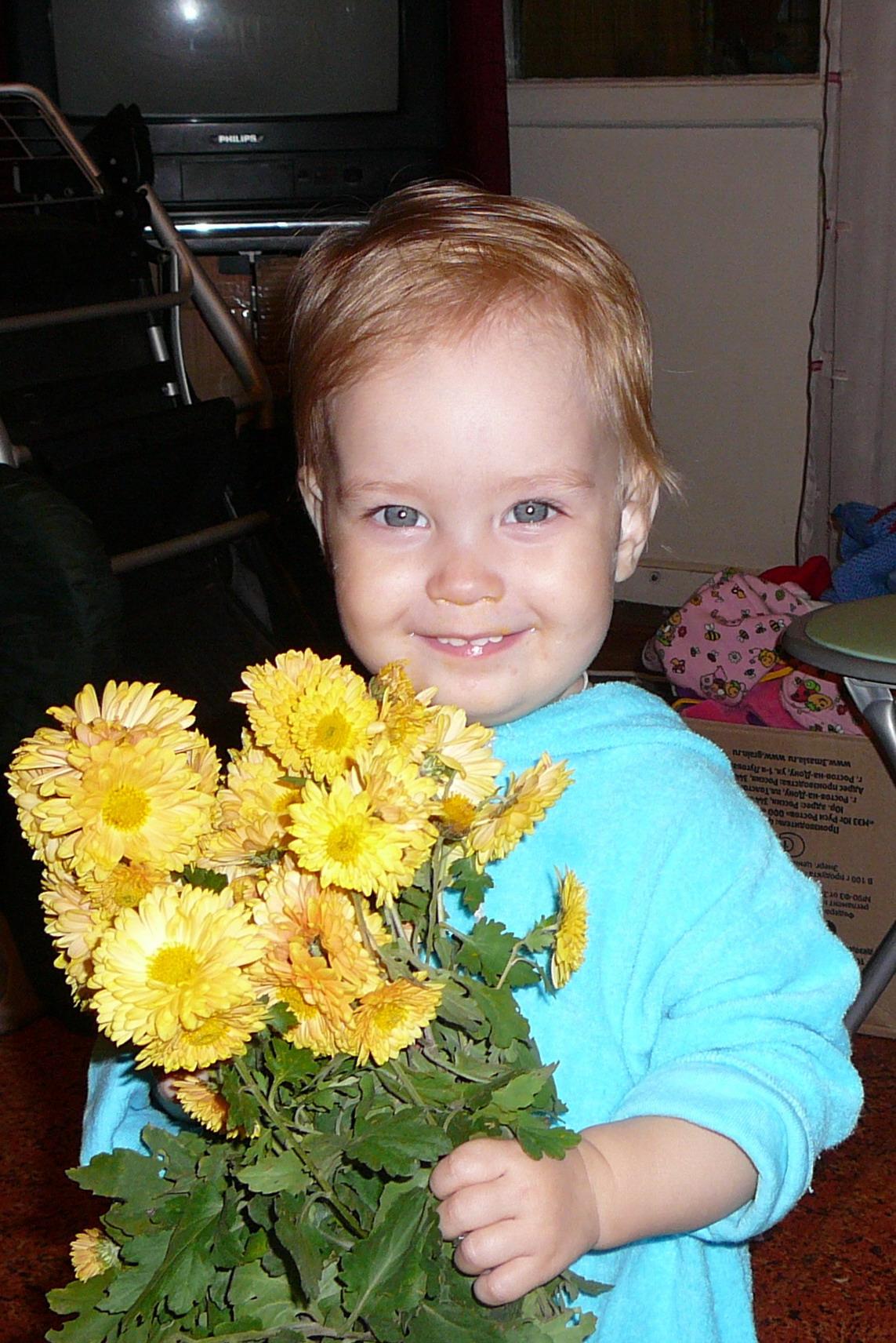 Цветы для мамы. Цветочное настроение
