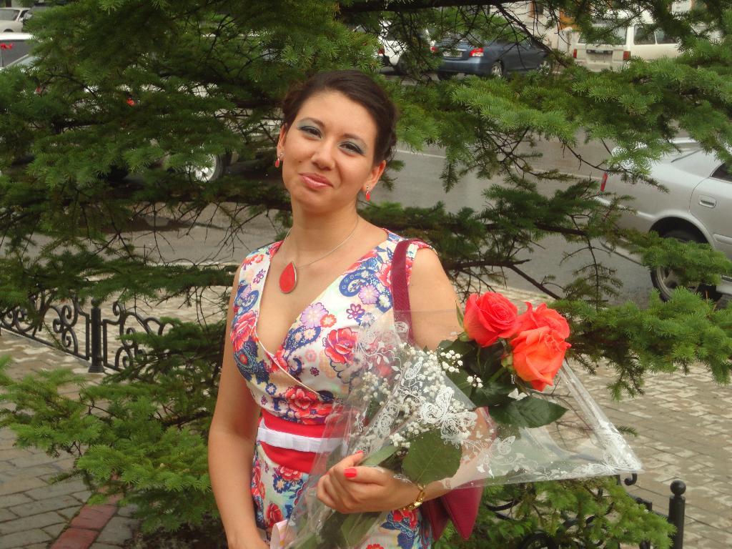 Мои любимые цветы-алые розы. Цветочное настроение