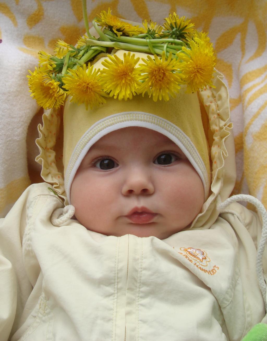 Наша первая весна)))))))). Цветочное настроение