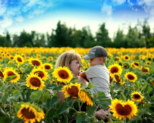 Мой маленький цветочек. Цветочное настроение
