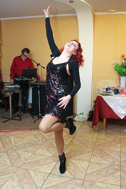 Танец удался!!!. Танцуй, пока молодой!
