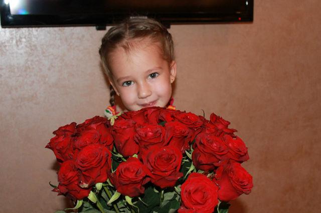 А я майская роза. Цветочное настроение