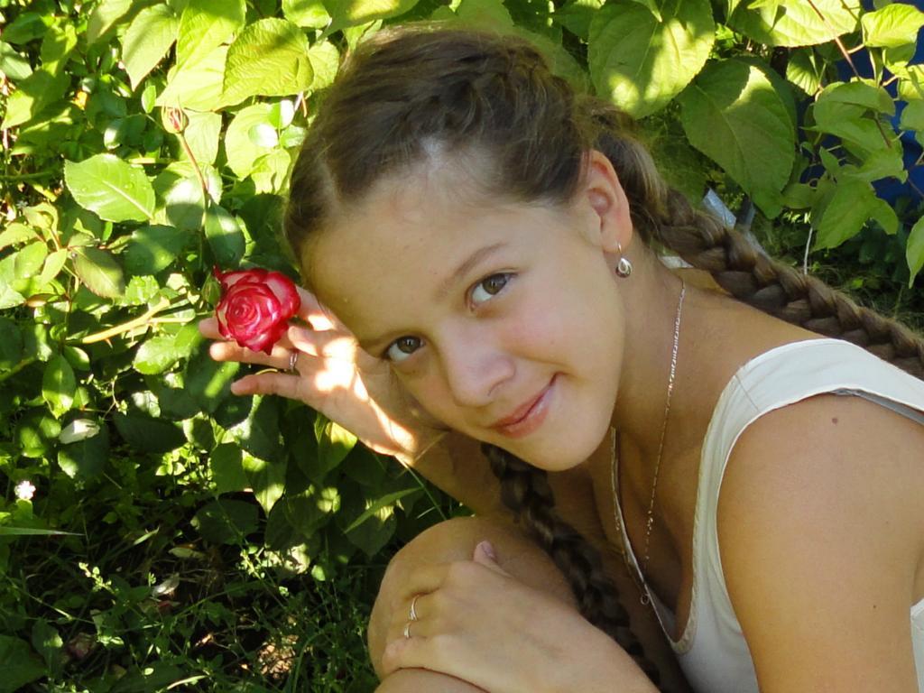 Цветочек с цветочком. Цветочное настроение