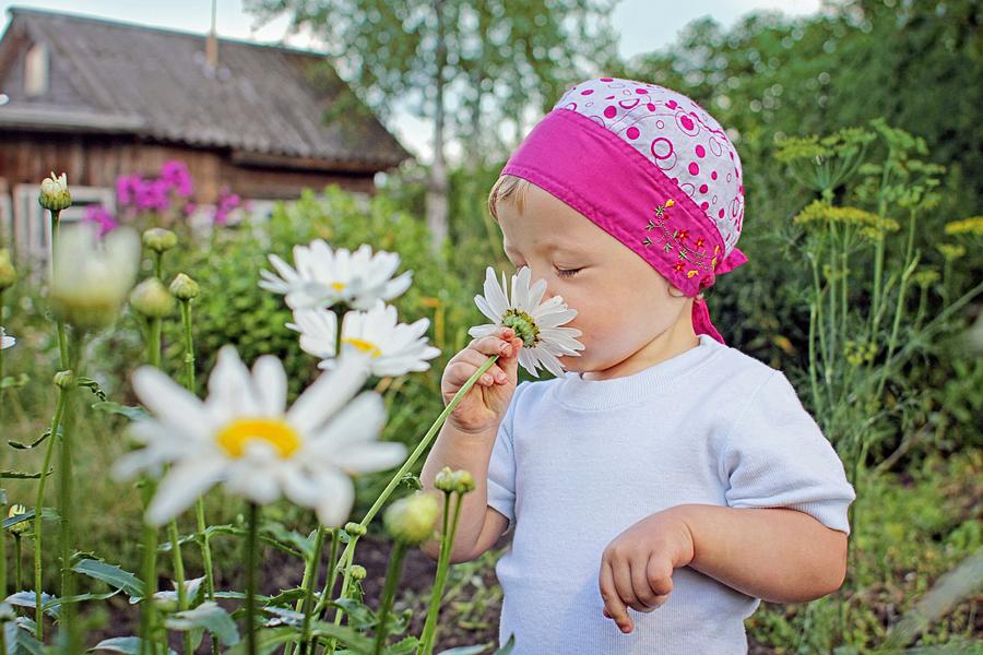 Наша цветочница =). Цветочное настроение