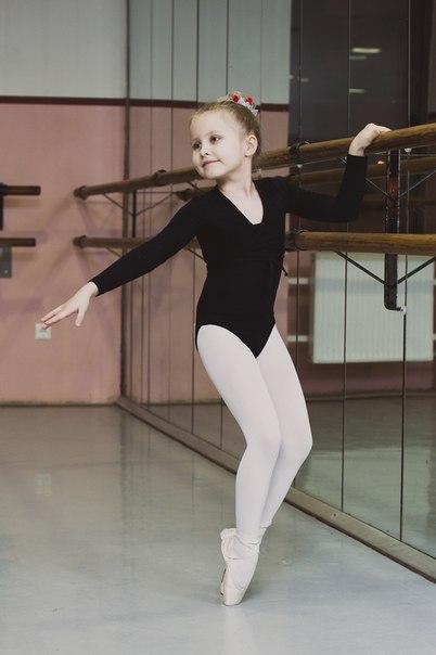 Юная балерина. Танцуй, пока молодой!