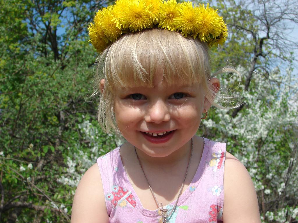весенний цветочек. Цветочное настроение