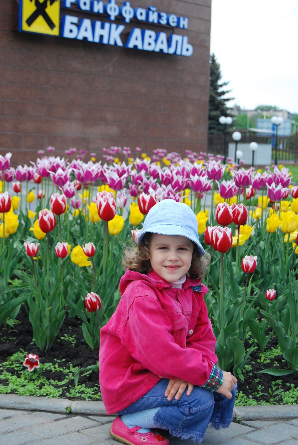 Тюльпаны . Цветочное настроение