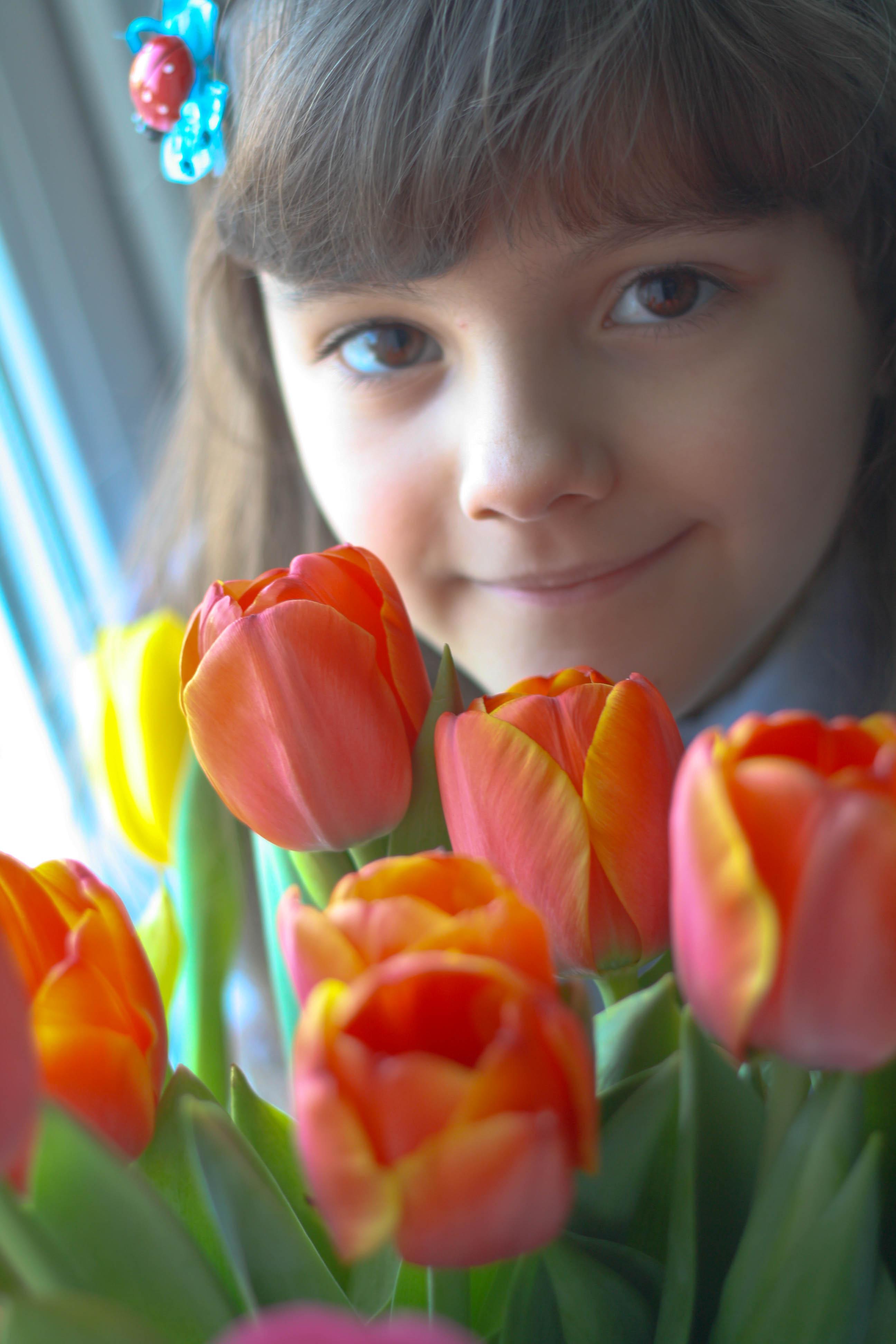 Весна рядом. Цветочное настроение
