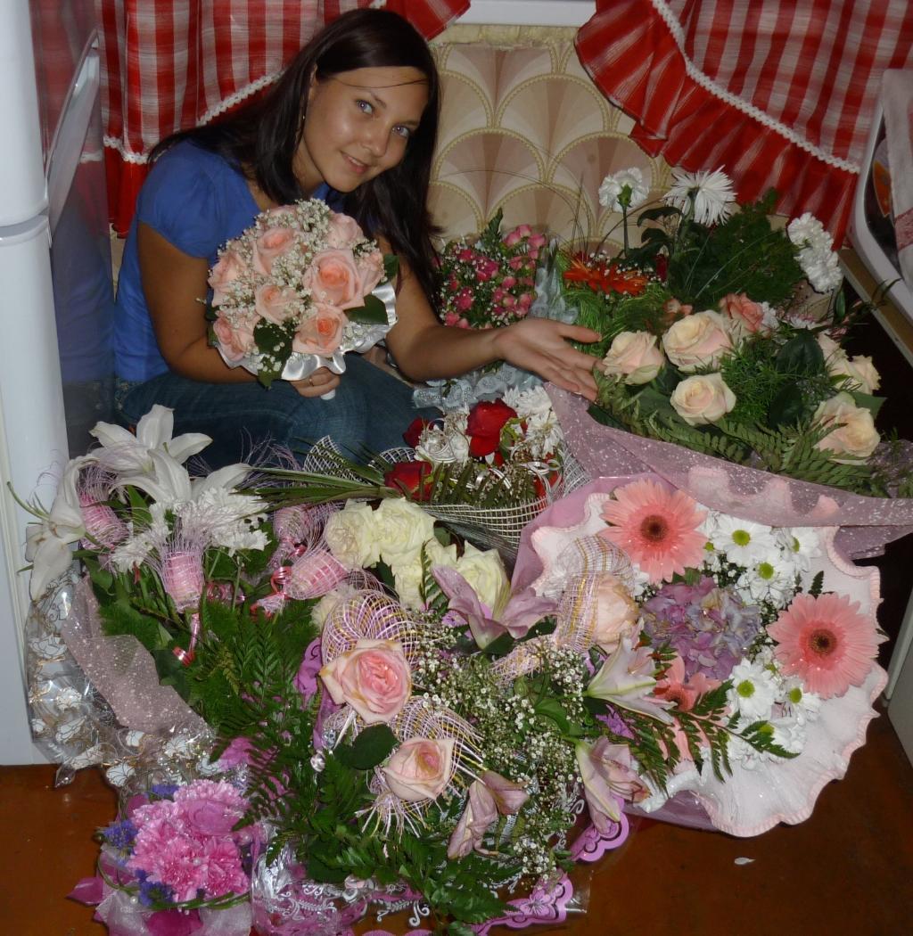 люблю цветы.... Цветочное настроение