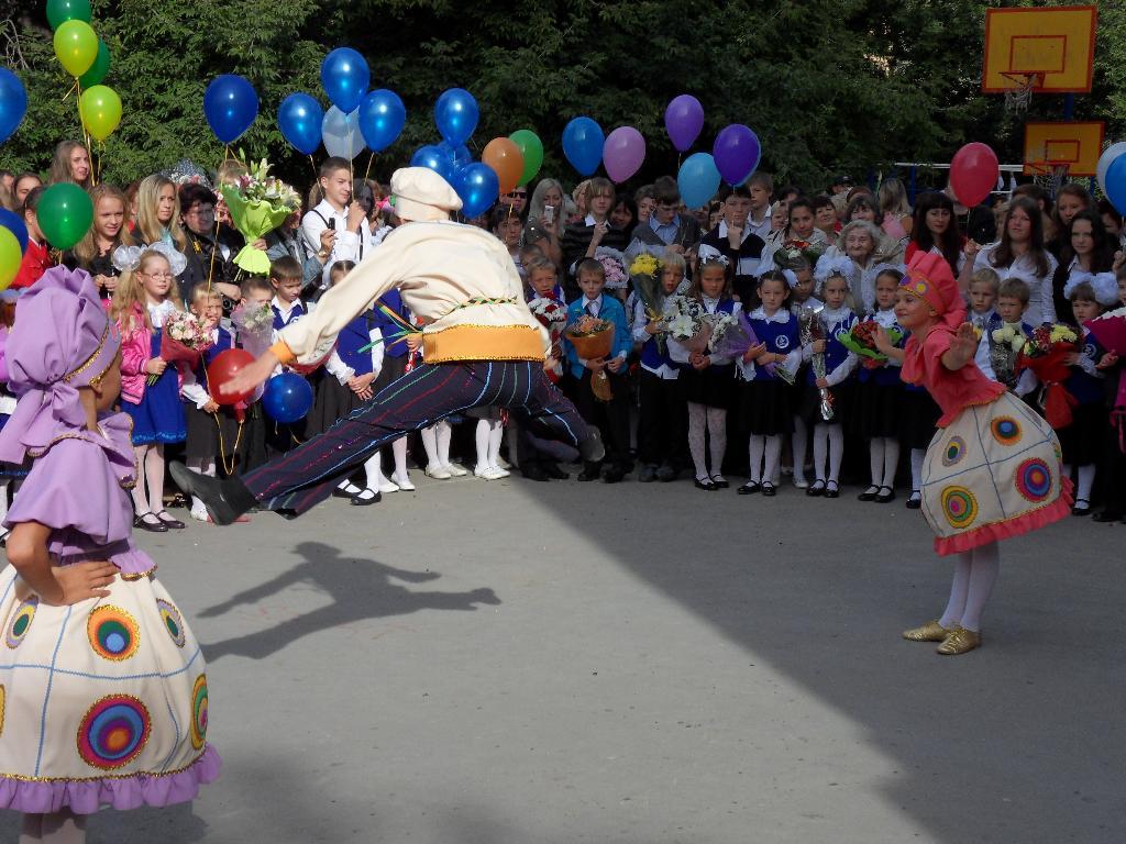 Уральский сувенир. Танцуй, пока молодой!