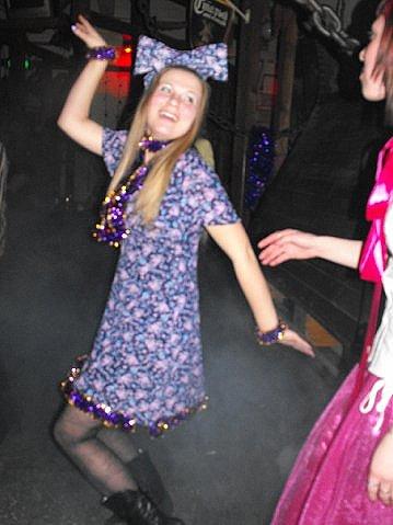 новый год 2010. Танцуй, пока молодой!