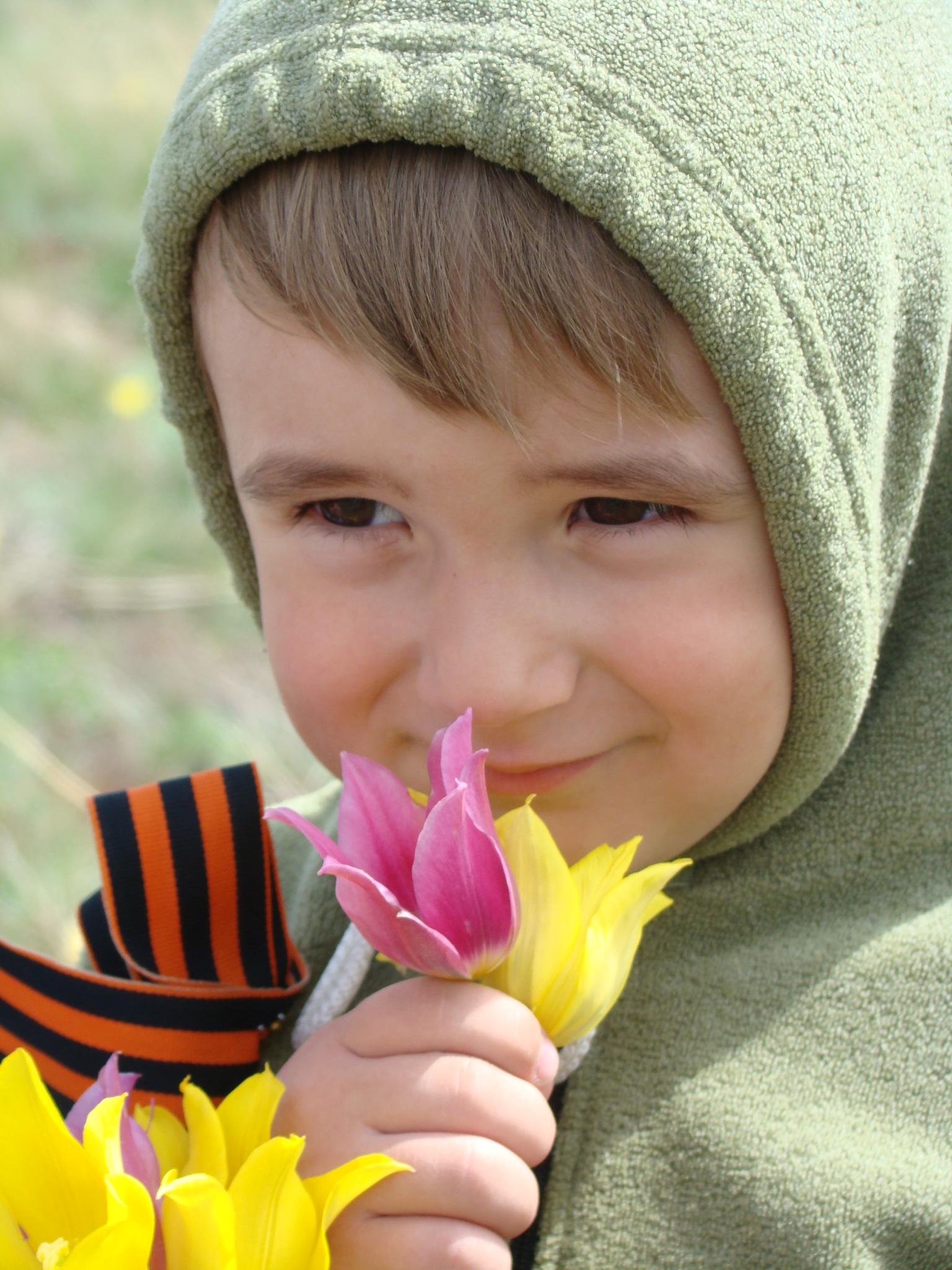 Помним.... Цветочное настроение
