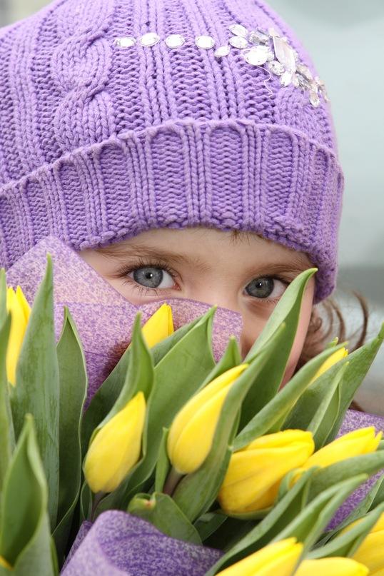 Фиолетовое настроение. Цветочное настроение
