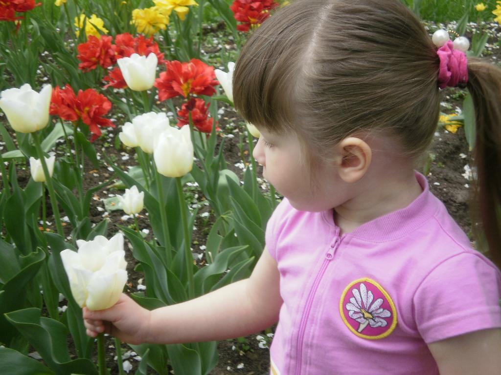 Мой Цветочек. Цветочное настроение