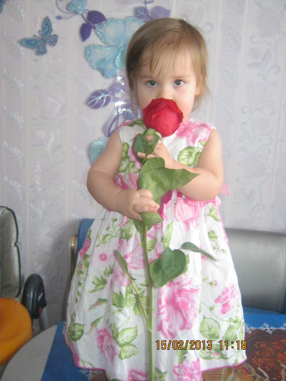 Милашка!!!. Цветочное настроение