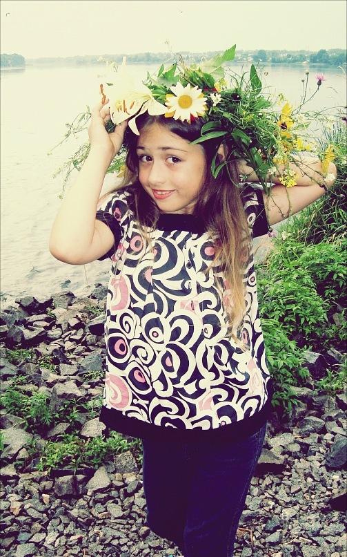 Модница!!!. Цветочное настроение