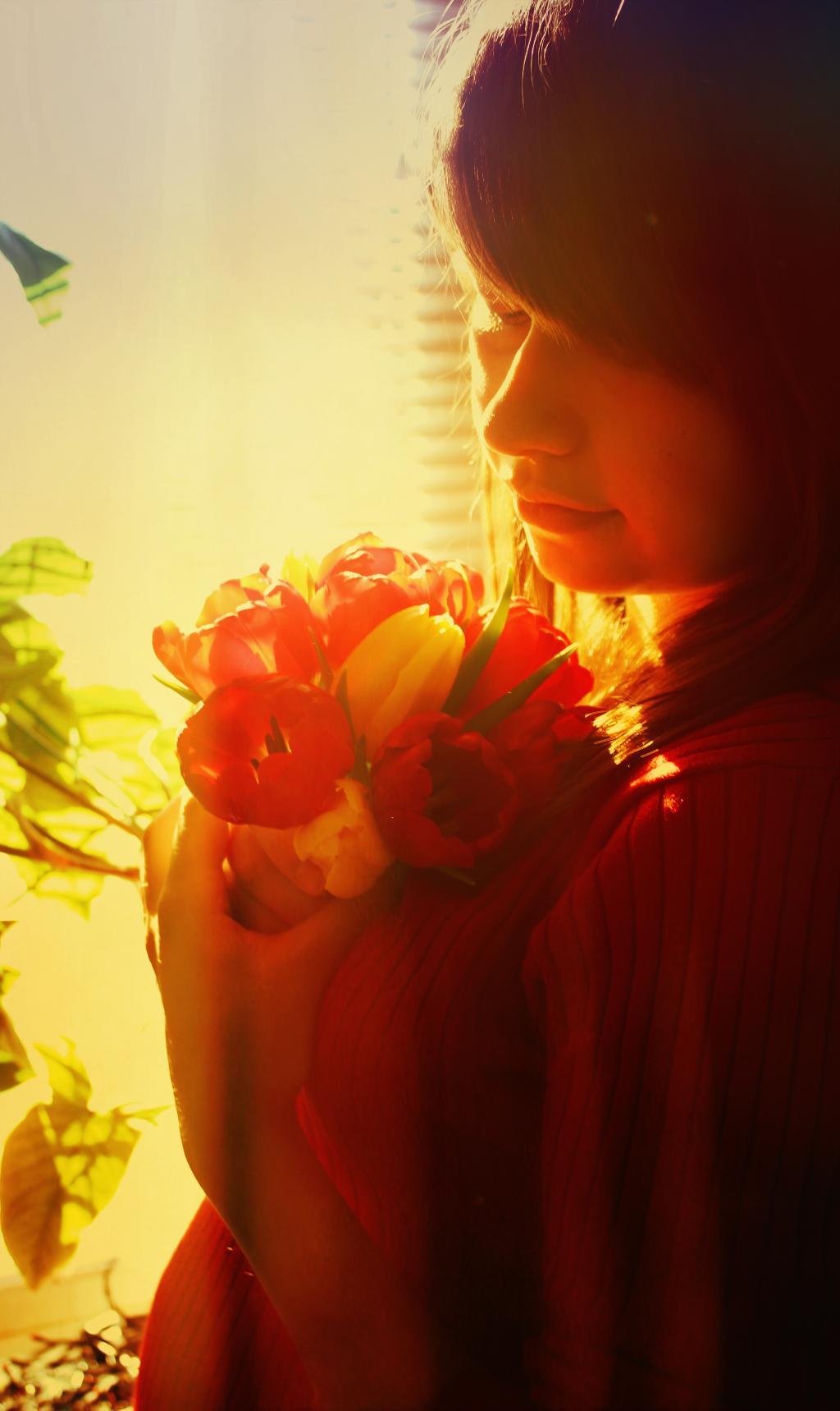 Скоро весна, полная чудес.... Цветочное настроение
