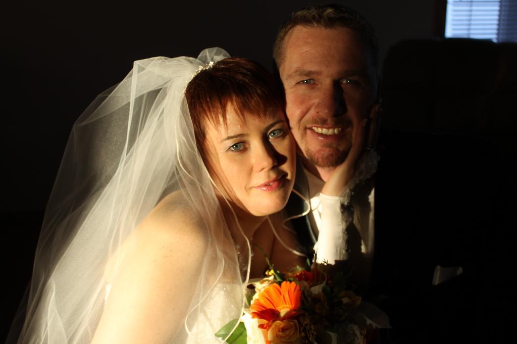 Наша канадская свадьба. Свадебные колокола