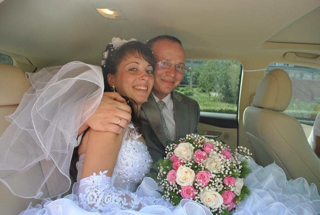 Самый счастливый день в жизни. Свадебные колокола