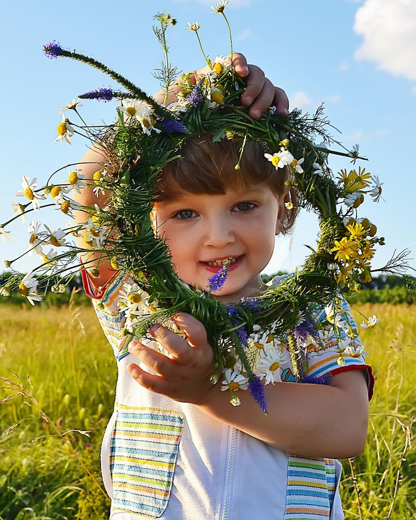 Аромат полевых цветов, так сладок!!!. Цветочное настроение