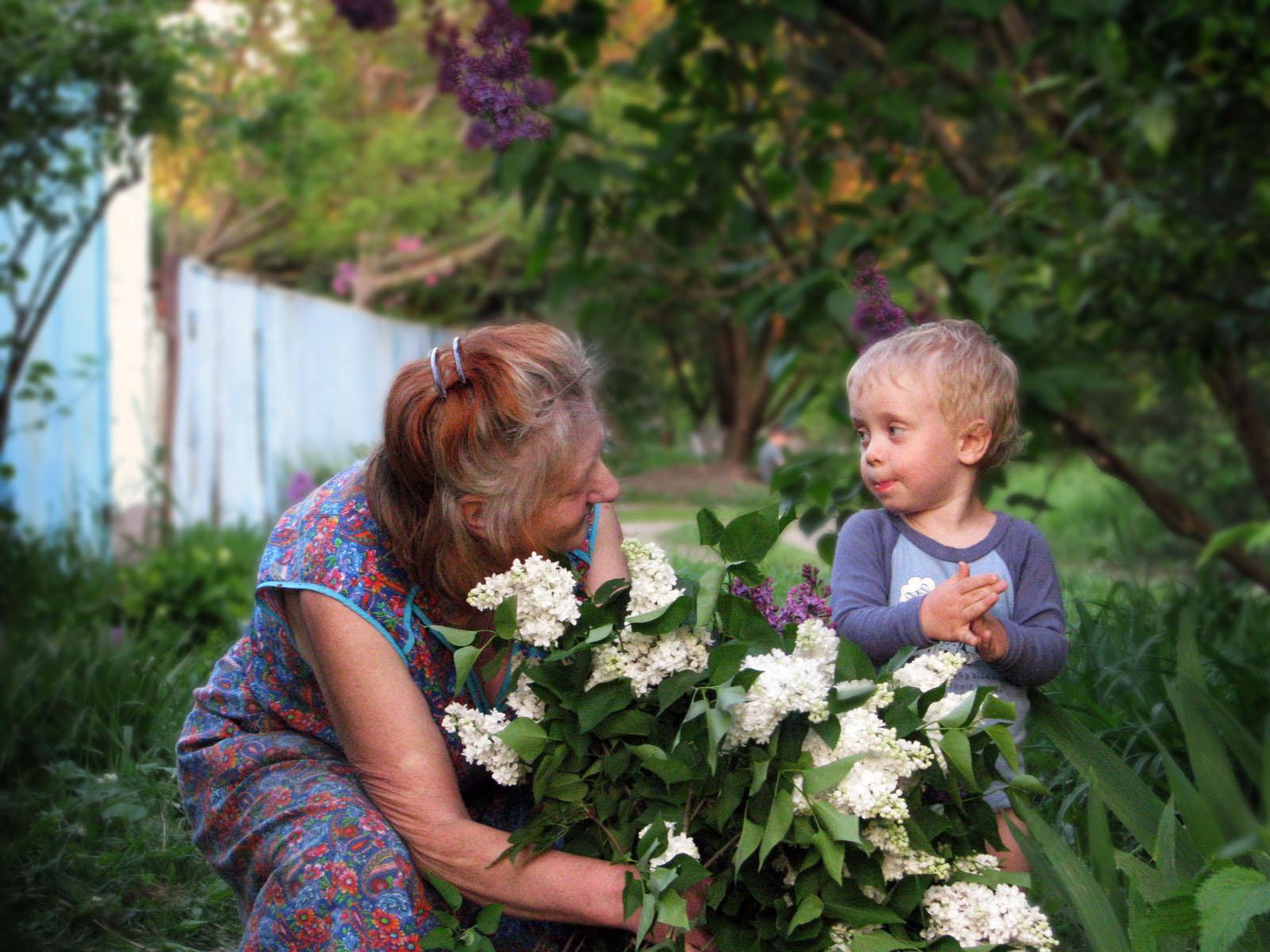 Весенний букет. Цветочное настроение