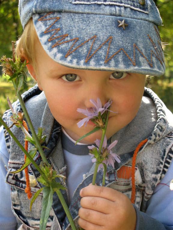 мамин цветочек!. Цветочное настроение