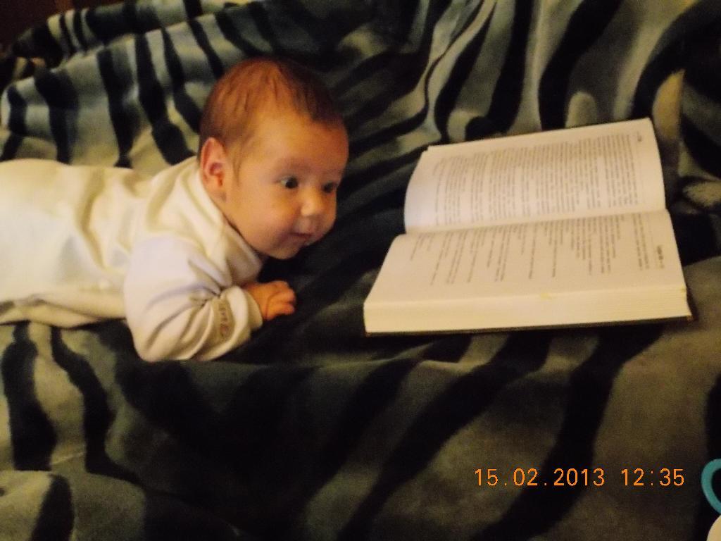 читаем. Я учусь читать