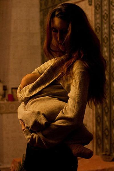'14 месяцев беременности' или свитер на двоих. Хочу на ручки!