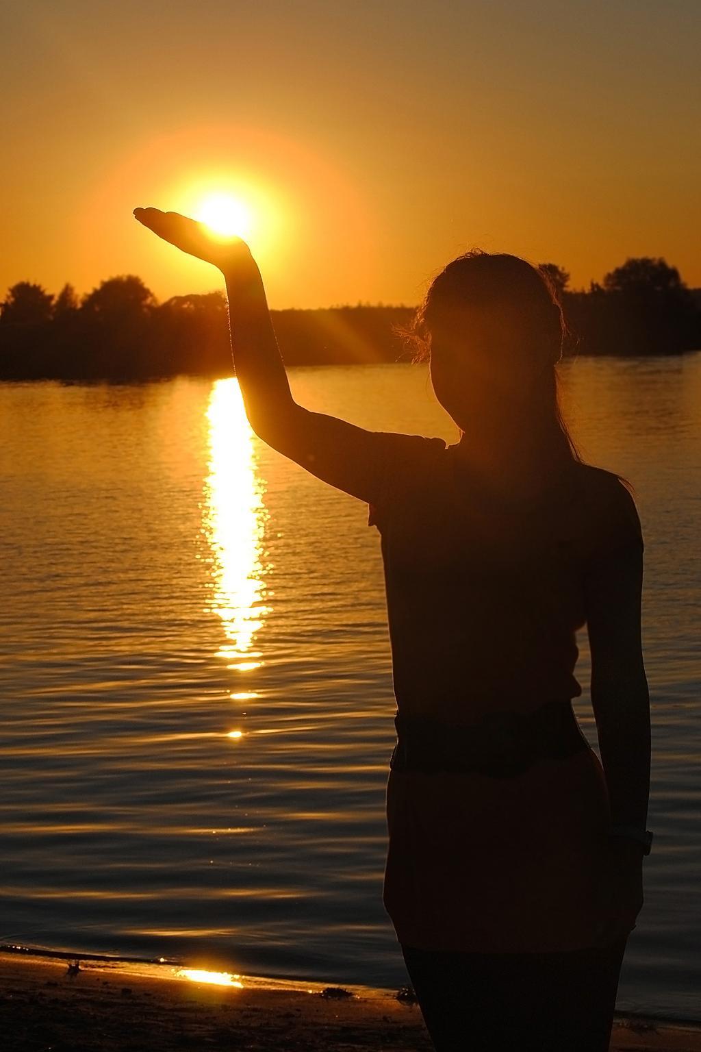 Несу людям солнце.. Наши дети мечтают о лете!