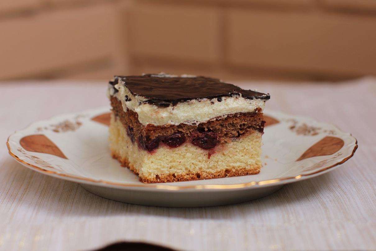'Дунайские волны'. Кулинария: торты и пирожные