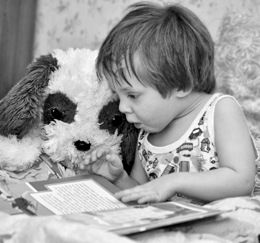 В мире захватывающих историй.. Я учусь читать