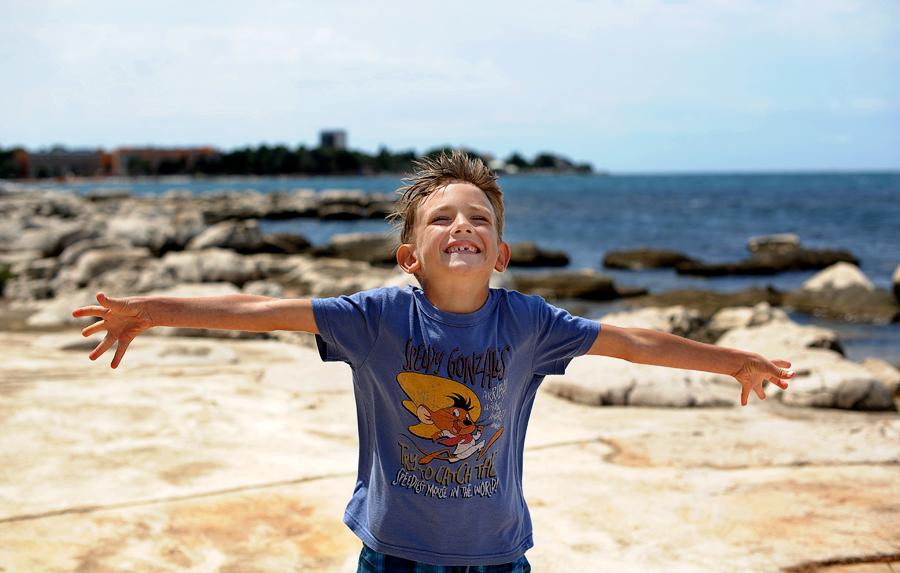 Йиииихаааа!! :). Наши дети мечтают о лете!
