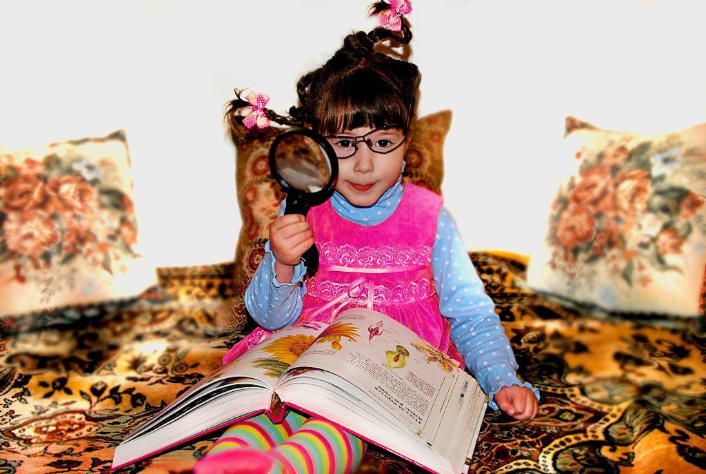 Маленькая ЗНАЙКА. Я учусь читать