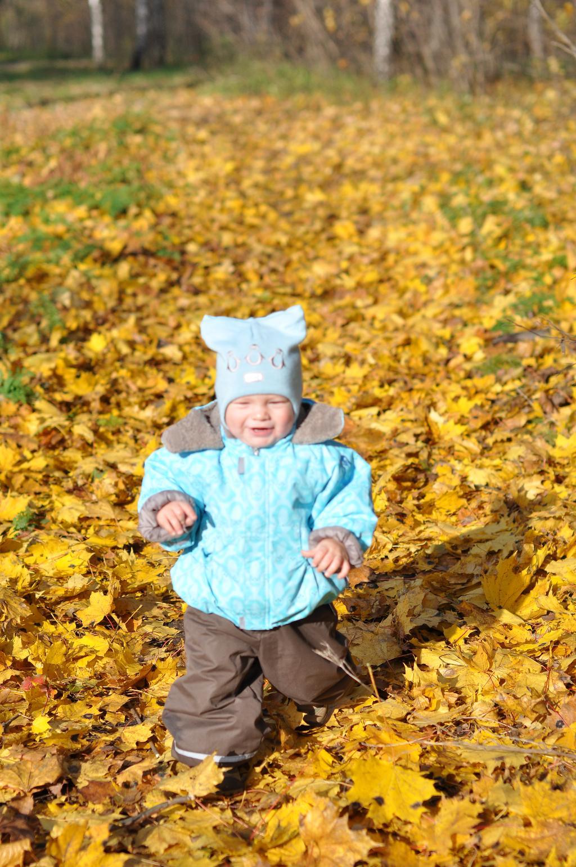 пробегусь в осеннем парке, тихо листьями шурша. Самый сильный и здоровый!