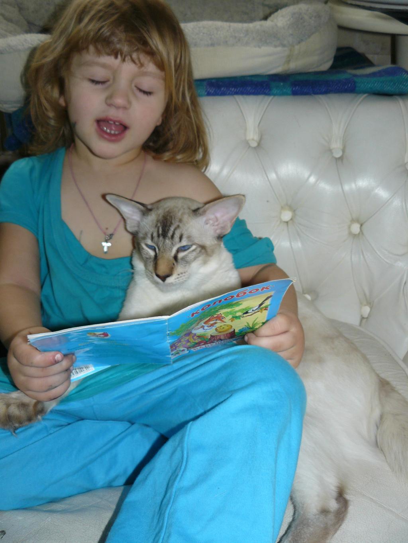 Учим сами и других))). Я учусь читать