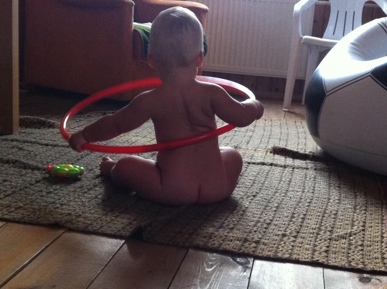 Гимнаст. Мой спортивный уголок