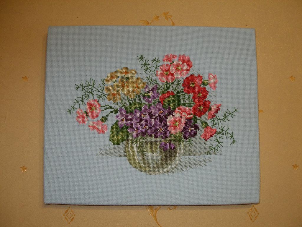 Гвоздики от РТО. Растения (в основном цветы)