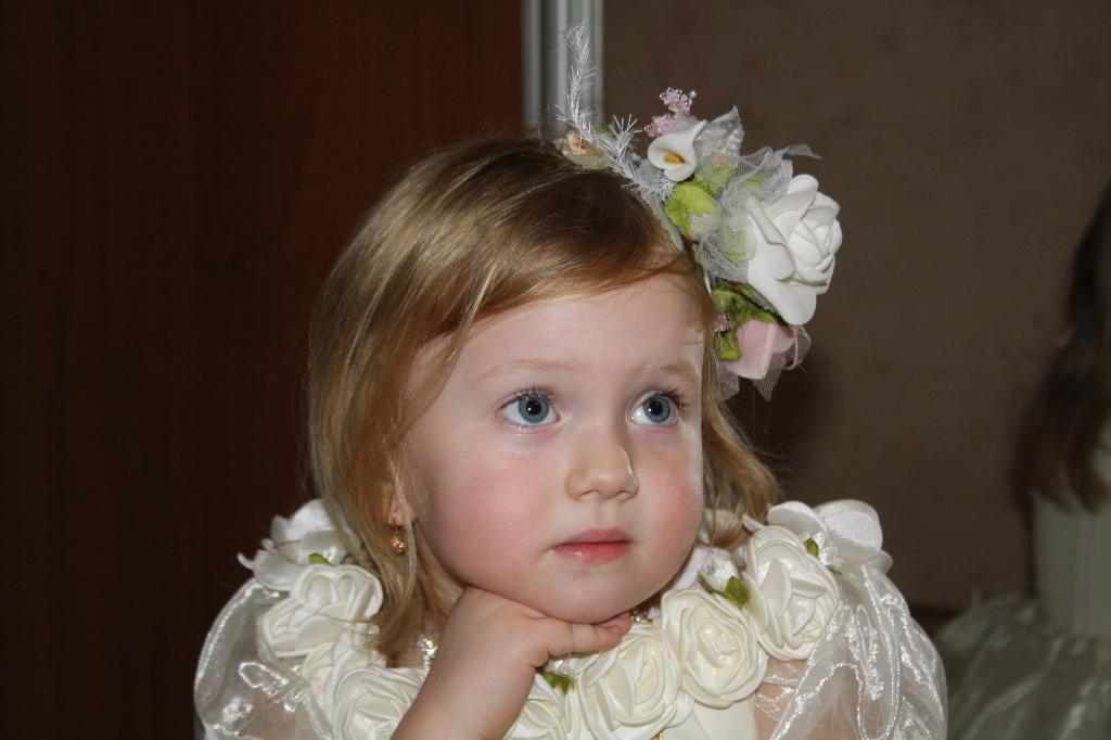 Маленькая принцесса. Цветочное настроение