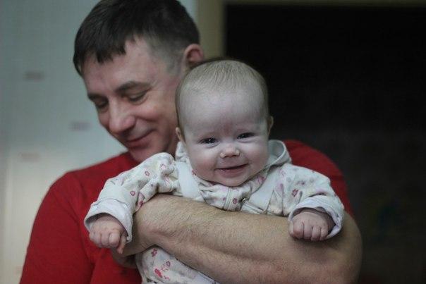 Я и дед, мой лучший друг!. Хочу на ручки!