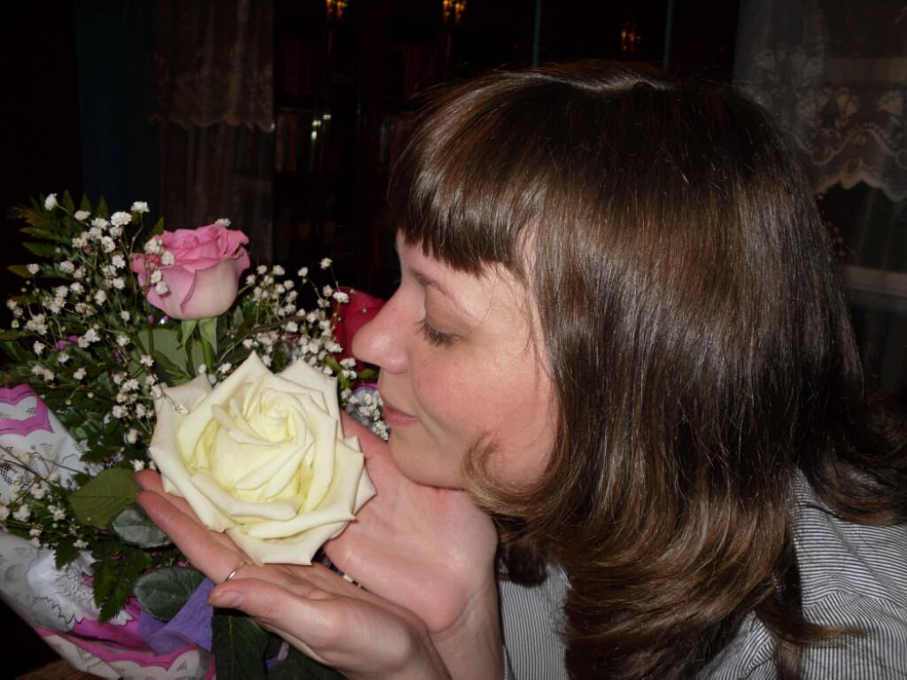 Как вкучно пахнет!!!. Цветочное настроение