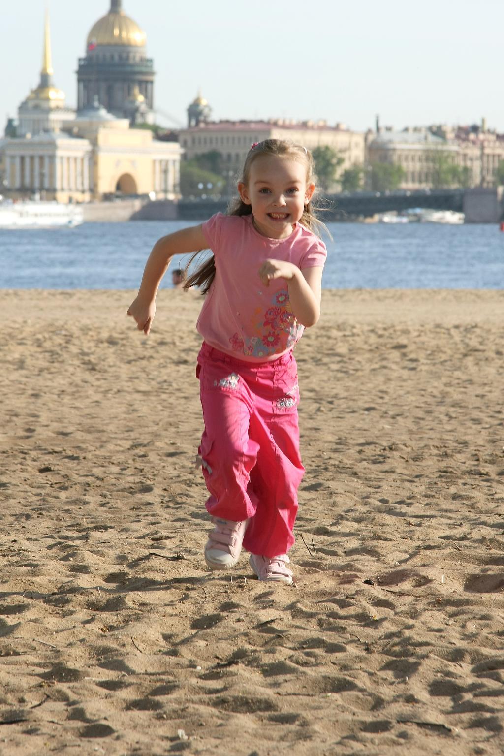 Лето,воздух,вода и бегом по Санкт-Петербургу!!!. Самый сильный и здоровый!
